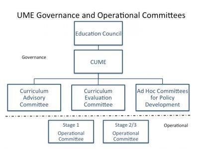 Governance Organizational Chart