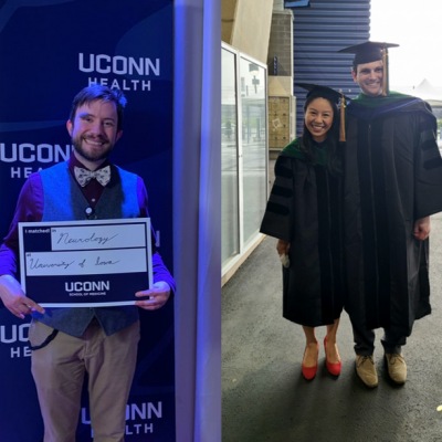 Congratulations to Class of 2021 MD/PhD Graduates!